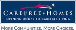 CareFree Homes Logo
