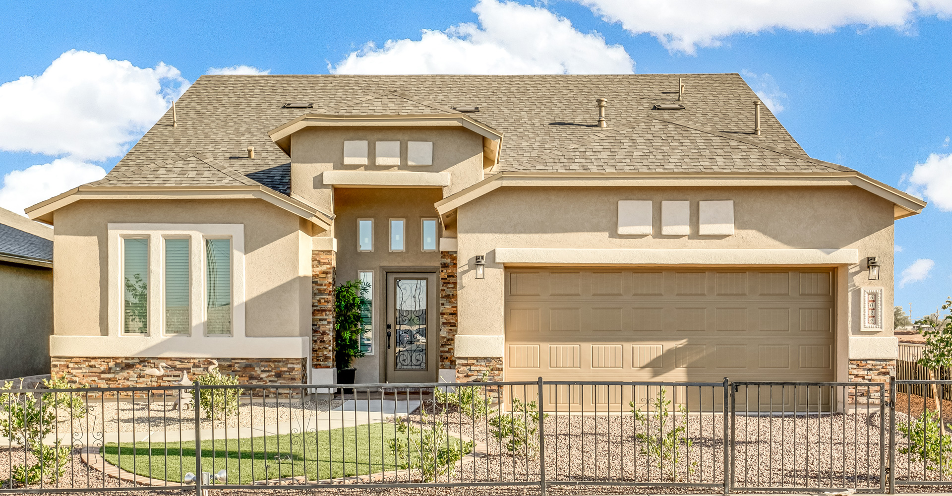 CareFree Homes Olympus Model Home