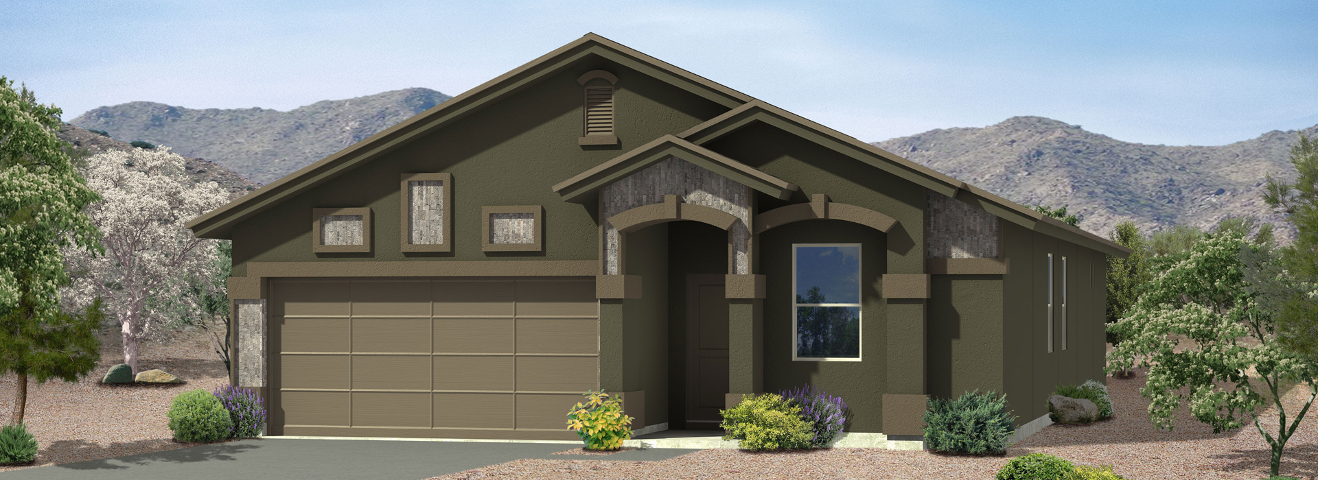 The Belize Model by CareFree Homes