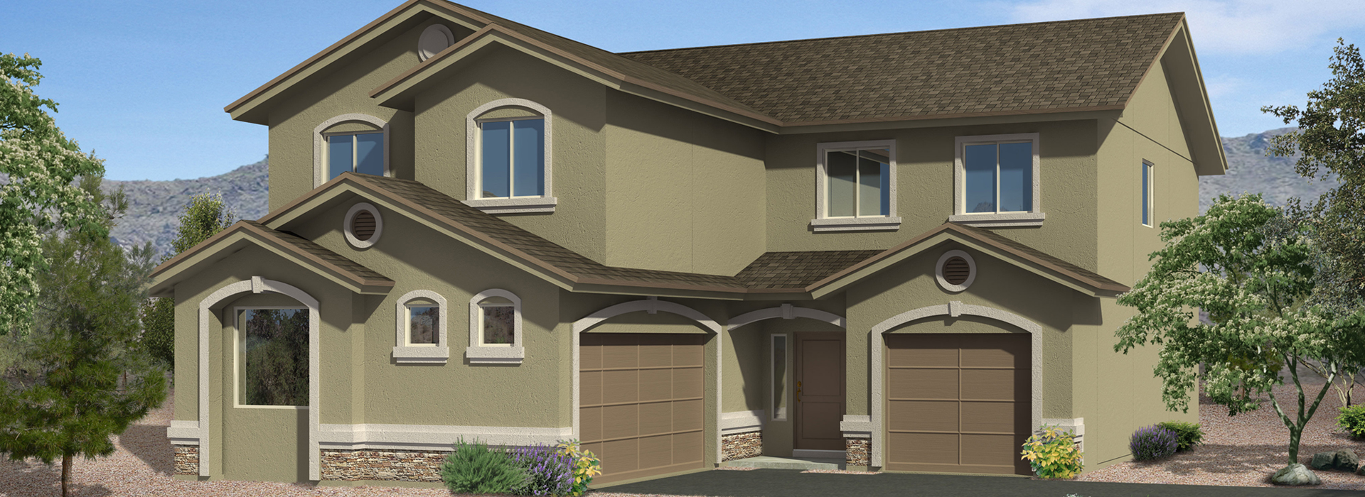 The Carmel Model by CareFree Homes